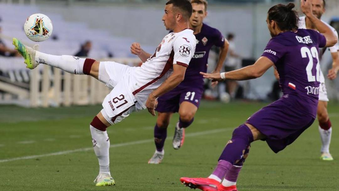 Fiorentina e Torino saranno le prime squadre a scendere in campo per la Serie A 2020-21. Lapresse